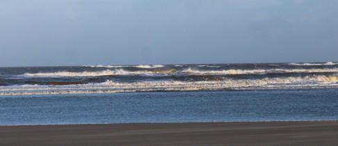 Norderney im Februar der letzten Jahre