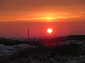 Etwas für Frühaufsteher der Sonnenaufgang